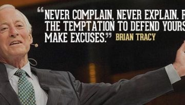20 Leadership Quotes For Success by Brian Tracy
