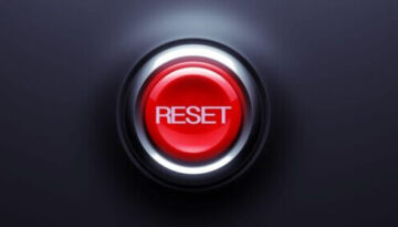 Press the Reset Button on Your Goals