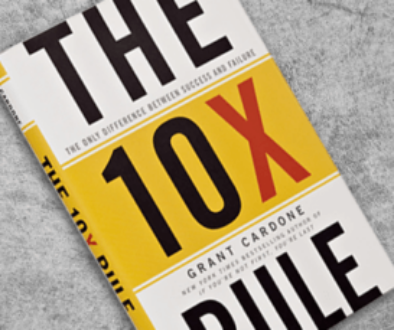 The 10x Rule Book Review