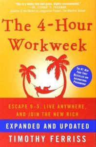 The 4-hour Work Week Book