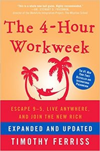 The 4-Hour Workweek Escape 9-5, Live Anywhere, and Join the New Rich by Timothy Ferris