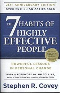 The 7 Habits of Highly Effective People Powerful Lessons in Personal Change by Stephen R. Covey