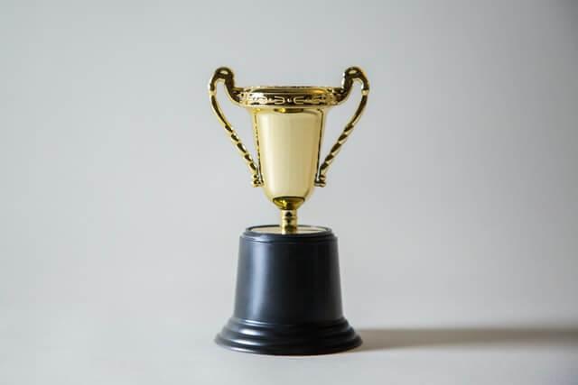 Think like a winner, Act like a winner, Be a Winner